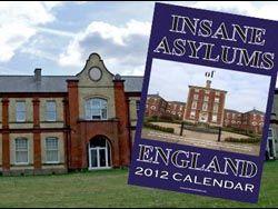 В Британии выпустили календарь с психбольницами