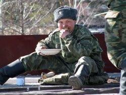 Руководство по организации питания в воинских частях