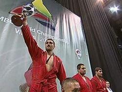 Самбисты России подтвердили звание сильнейших в мире