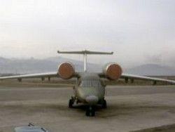 В Афганистане задержан российский cамолет Ан-72