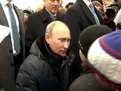 Мальчик Дима не смог побороть Владимира Путина