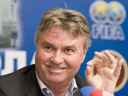 Сборная Хорватии вышла на Евро-2012