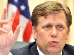 Сенат отложил назначение Макфола послом США в России