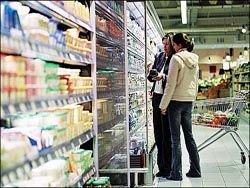 Цены на белорусские продукты только начали расти