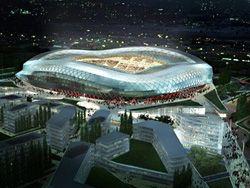 Выбраны десять новаторских и экологичных стадионов мира