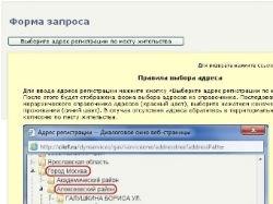 Российские избиратели смогут найти себя в интернете