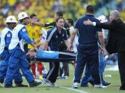 Футболист сборной Аргентины выбыл из строя на полгода