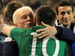 Трапаттони сравнил сборную Ирландии с чемпионами Евро-2012