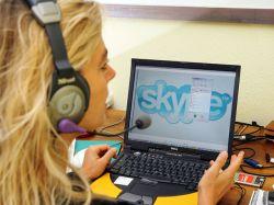На авиарейсы можно зарегистрироваться через Skype