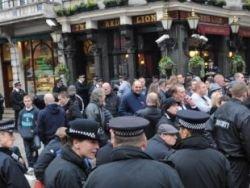 Официальная реакция EDL на недавние аресты активистов