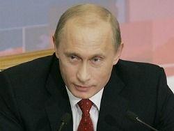 Путин подтвердил намерение РФ помочь еврозоне
