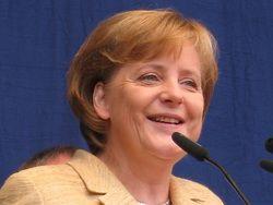 Ангела Меркель за консолидацию Европы