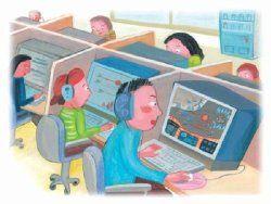 """Власти Китая вышли на борьбу с """"онлайновым черным рынком"""""""