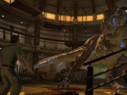 Состоялся релиз квеста Jurassic Park: The Game