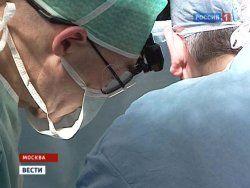 В России научились одновременно пересаживать сердце и легкие