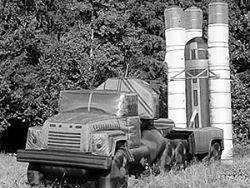 Под Архангельском успешно испытаны надувные ракеты