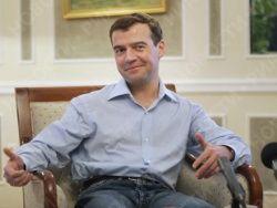 Медведев отдал Финляндии в аренду Сайменский канал