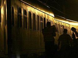 """Общество \""""Мемориал\"""" раскрыло алиби подозреваемого в подрыве поезда"""