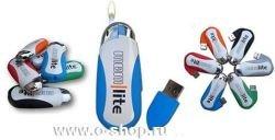 Mem/Lite – USB флэш накопитель и зажигалка