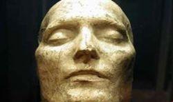 Посмертная маска Наполеона - подделка