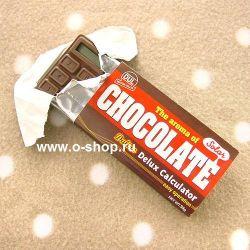 Chocolator - калькулятор для школьников и бухгалтеров-сладкоежек