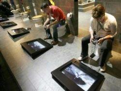 В туалетах Лейпцига установили Playstation (фото)