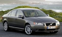 Volvo привез в Россию S80 с 2,0-литровым двигателем
