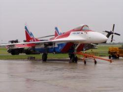 Проблемы российского авиашоу – на земле