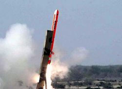 Пакистан испытал ракету-невидимку