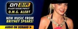 Новая песня Бритни Спирс попала в Интернет