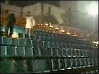 В индийском Хайдерабаде прогремели взрывы