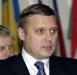 Оппозиция выдвигает Касьянова кандидатом в президенты