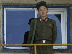 КНДР строит стену на границе с Китаем