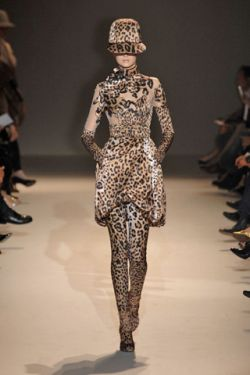 Style: под леопарда