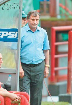 Анатолия Бышовца отправляют в отставку