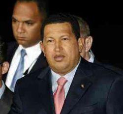 Чавес требует от США немедленного вывода войск из Ирака