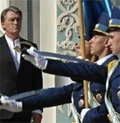 Ющенко напишет конституцию и без парламента