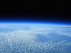 Гелиевый шар поднялся на высоту 35 км (фото)