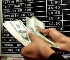 Доллар снова начал стремительно падать