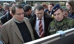 США арендует у Чехии военный полигон на неопределенный срок