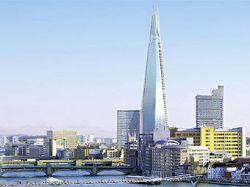 Строительство высочайшей башни Великобритании отложат на два года