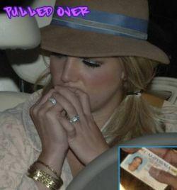 У Бритни Спирс новые проблемы с полицией (фото)