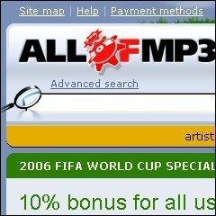 AllofMP3.com – второе пришествие