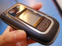 Фотографии ожидаемой Nokia 6267