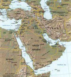 Сады апокалипсиса в Эр-Рияде
