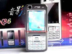 Китайцы опередили Nokia в разработке N86