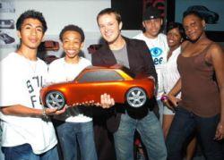 Nissan работает над недорогим автомобилем для студентов