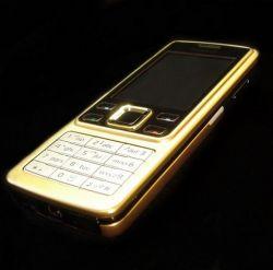 Составлен рейтинг золотых телефонов