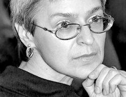 Интервью Политковской номинировано на «Тэфи-2007»