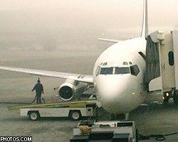 В аэропорту Лос-Анджелеса столкнулись два пассажирских самолета